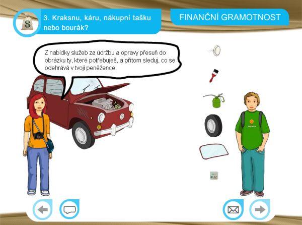 Centre For Modern Education Financni Gramotnost